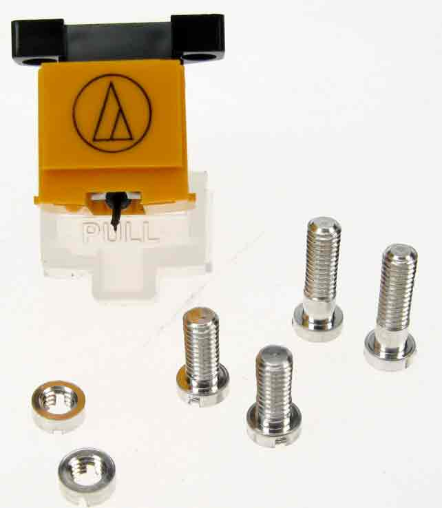 Pickup Audio Technica Atn-3600