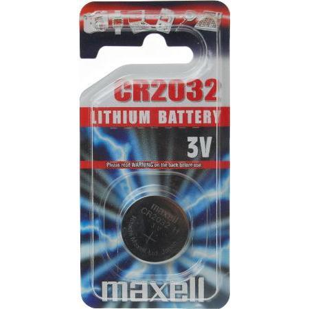 Maxell Cr 2032 3v 200mah