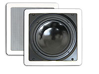 Pure Acoustics Bq-108 In-wall