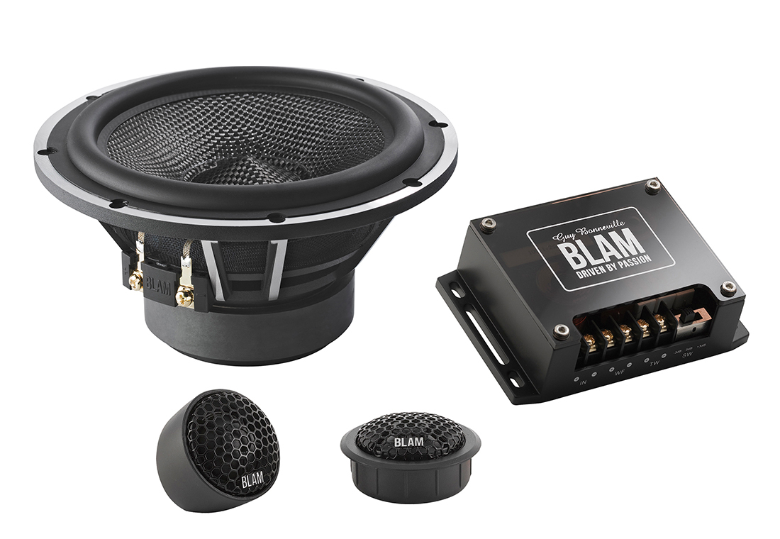 Blam Live 165mm kit