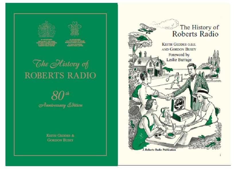 ROBERTS HISTORY BOOK