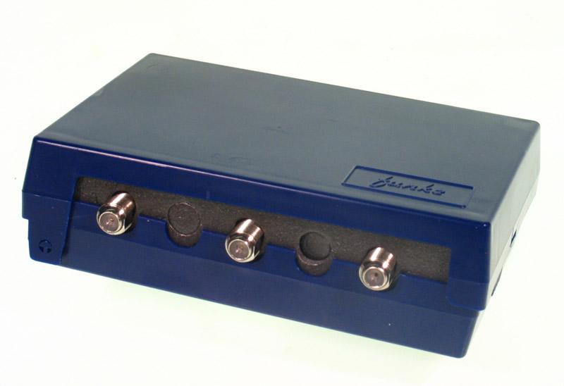 Ant.fst.mast.skärmad F-ans.blå