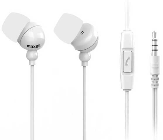 Maxell headset Plugz mik VIT