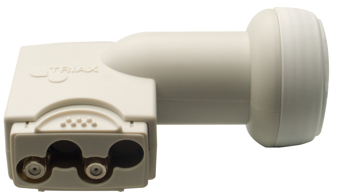 Triax Lnb Twin 2utg.0.3db