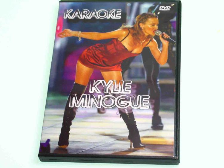 Karaoke Dvd Kylie Minogue