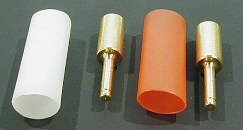 Kabelförminskare 4-6 Mm 2-p