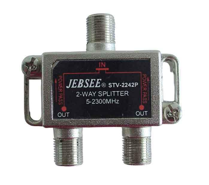 F-splitt M57 2vägs 5-2300 Mhz