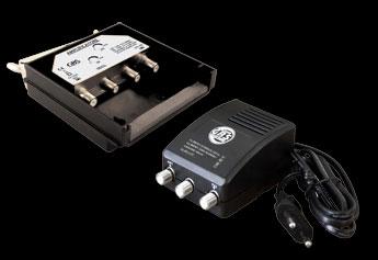 Antennförstärkare UHF UHF VHF