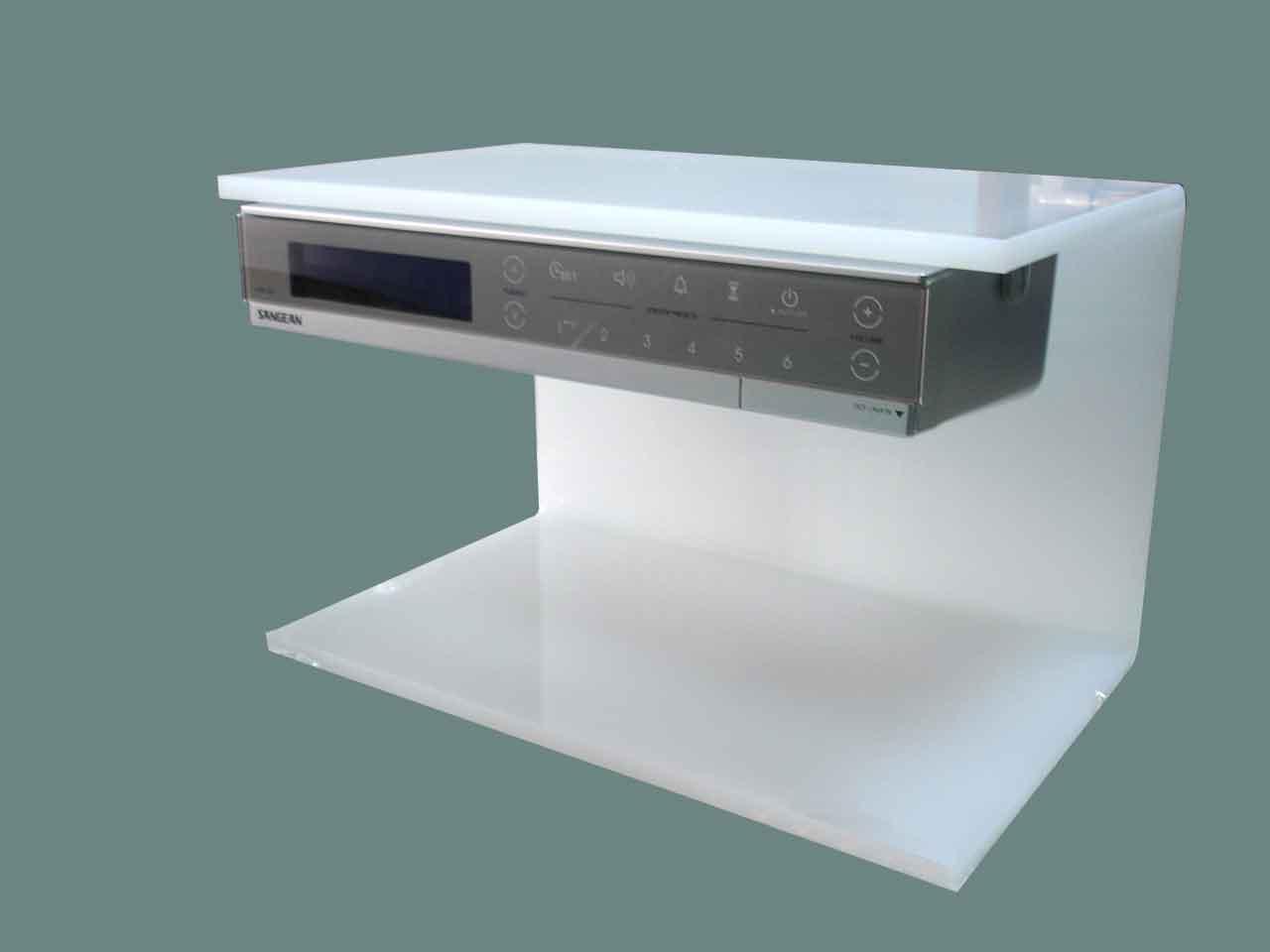 Displayställ Sangean Ucr100