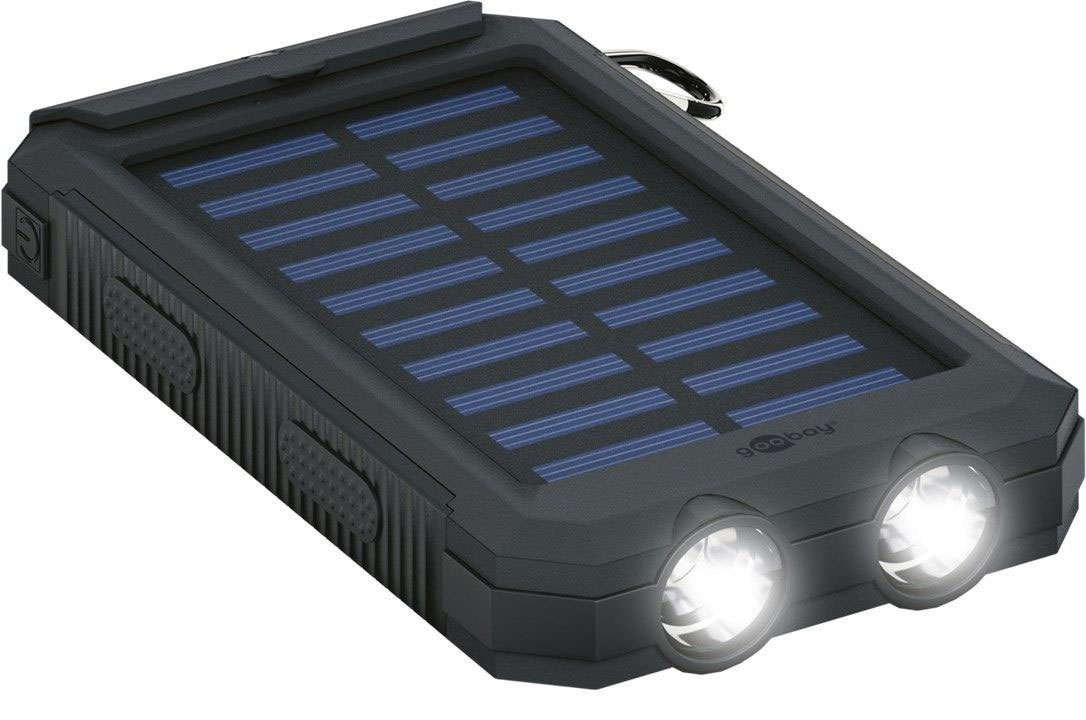 Goobay Powerbank solar power