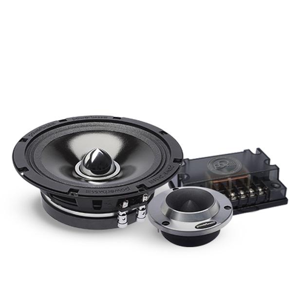 Powerbass 4XL 165mm kit