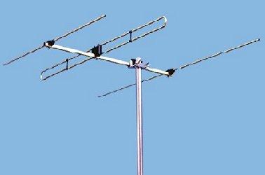 Fm Antenn 3 El Max 4.5 Db