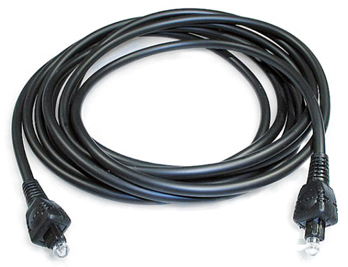 Optisk Kabel High End 1.0m  2a