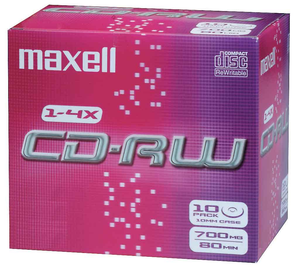 Cd-rw 80 700mb 1-4 Jewelcase