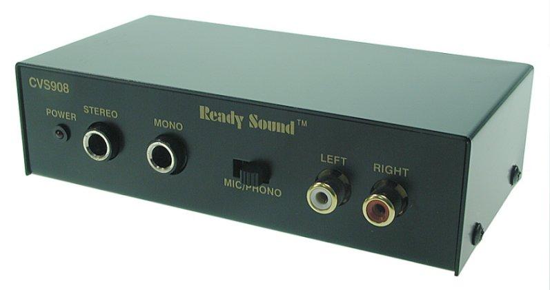Pre-amp För Microfon Ansl Även