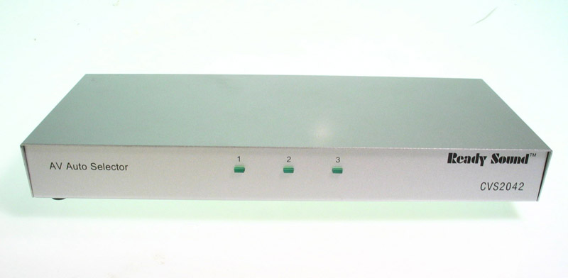 Audio Video Switch Automatisk