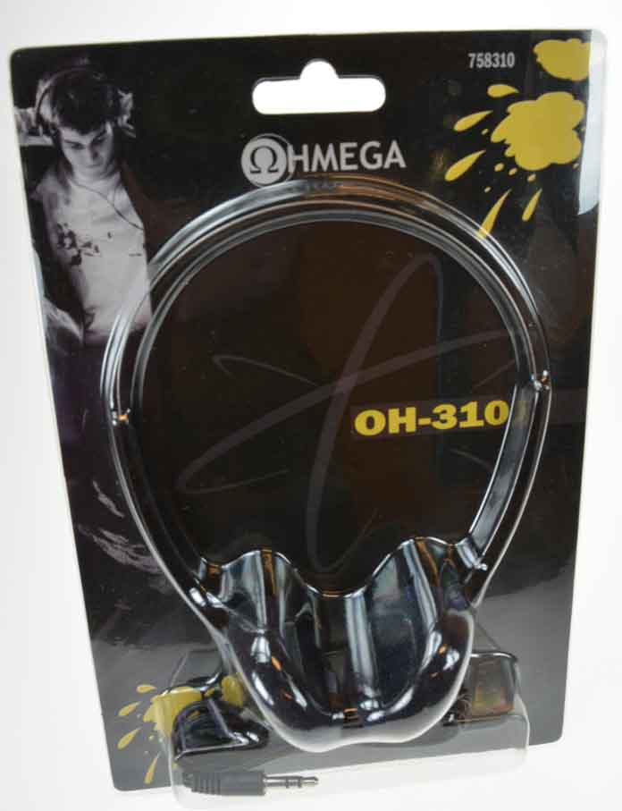 Ohmega Oh-310 Pilothörlur
