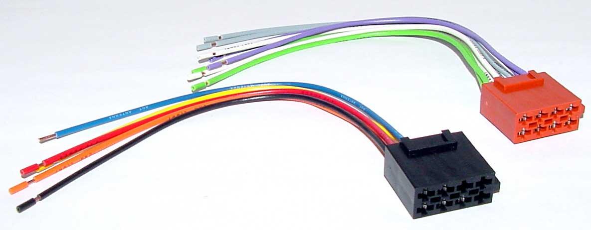 Iso Universal Kabel Öppen
