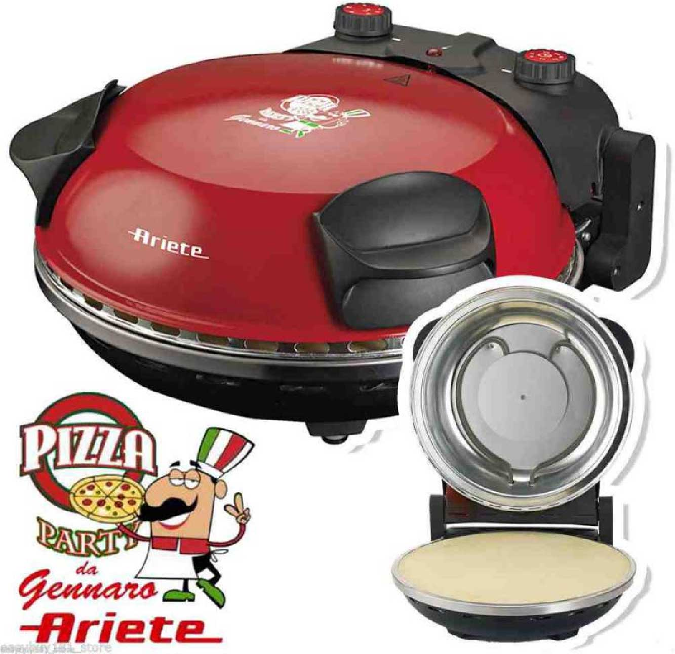Ariete Pizzaugn bordsmodell