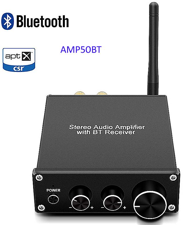 Audio förstärkare micro Blueto
