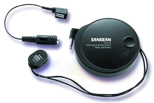 Sangean Extern Antenn För Kort