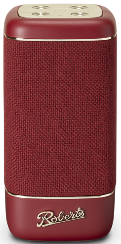 Roberts Bluetooth Speaker RED