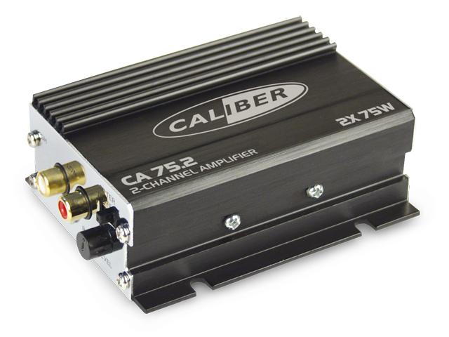 Caliber 2 kanals IC förstärkar