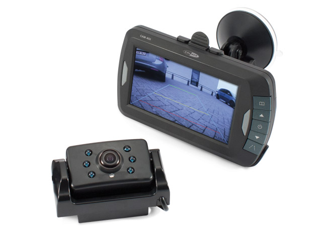 Caliber 4,3 Backkamera