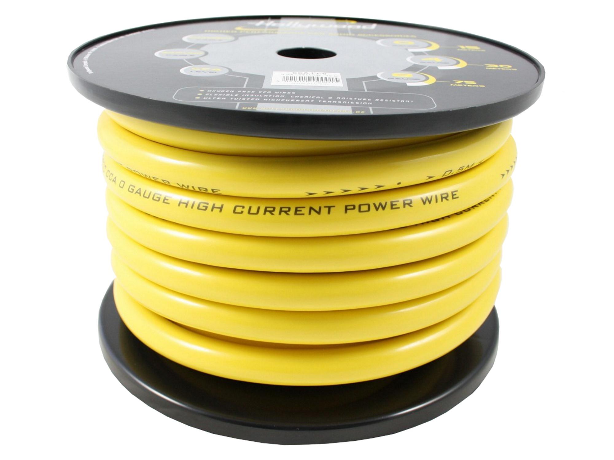 Hollywood 53mm2 strömkabel