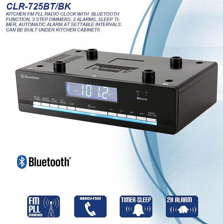 Roadstar köksradio Bluetooth s