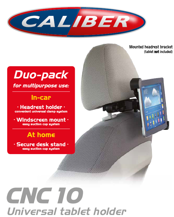 Caliber duo-pack hållare