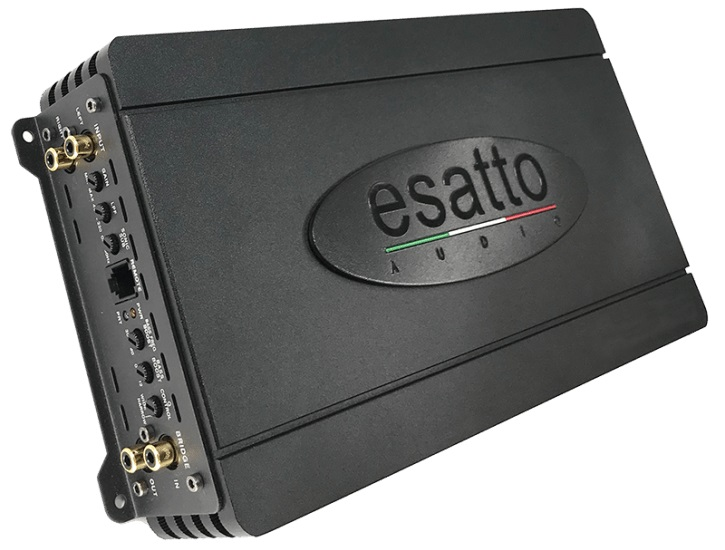 Esatto 1 Channel Amplifier