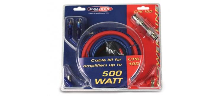 Caliber 10mm2 Kabelkit