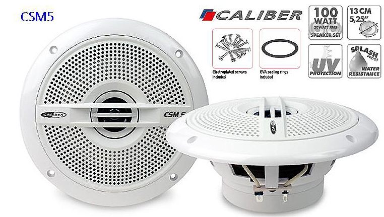 Caliber Marin högtalare 5 tum