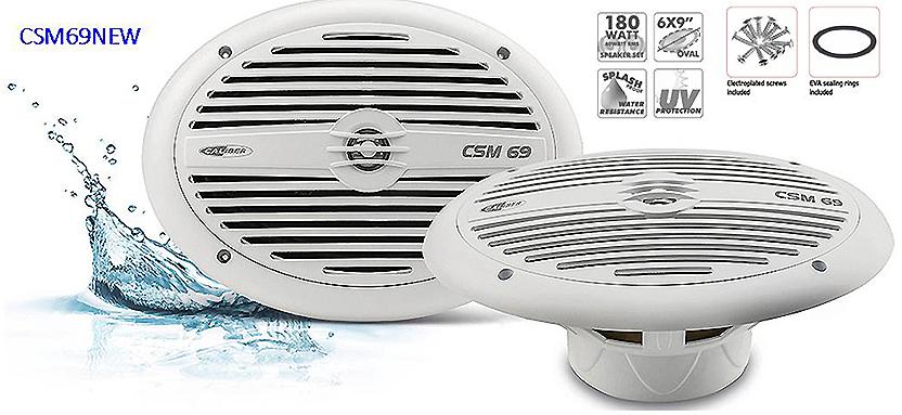 Caliber Marin högtalare 6x9
