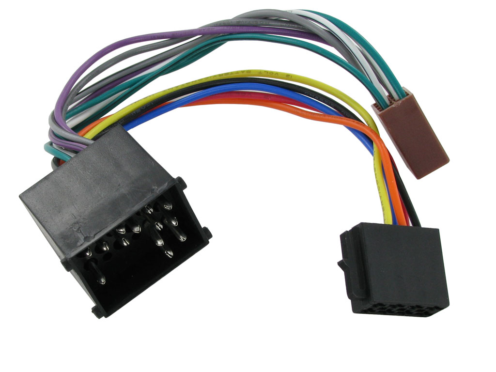 BMW 3.5.6.7.8 ISO kablage