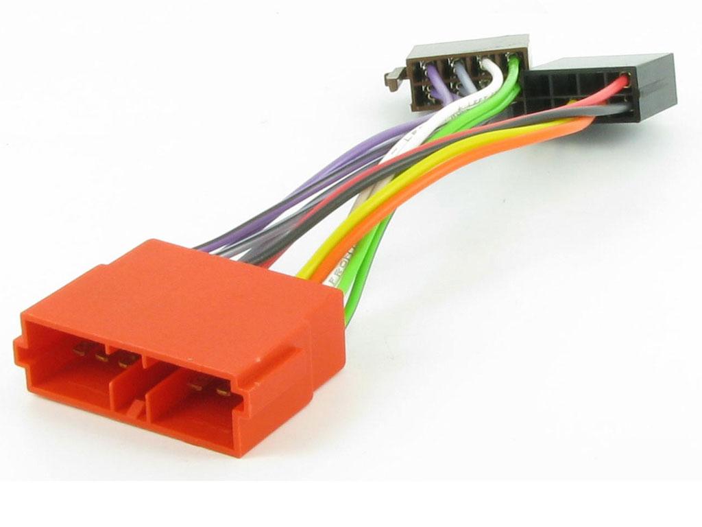 Peugeot samtliga -94 ISO kabla