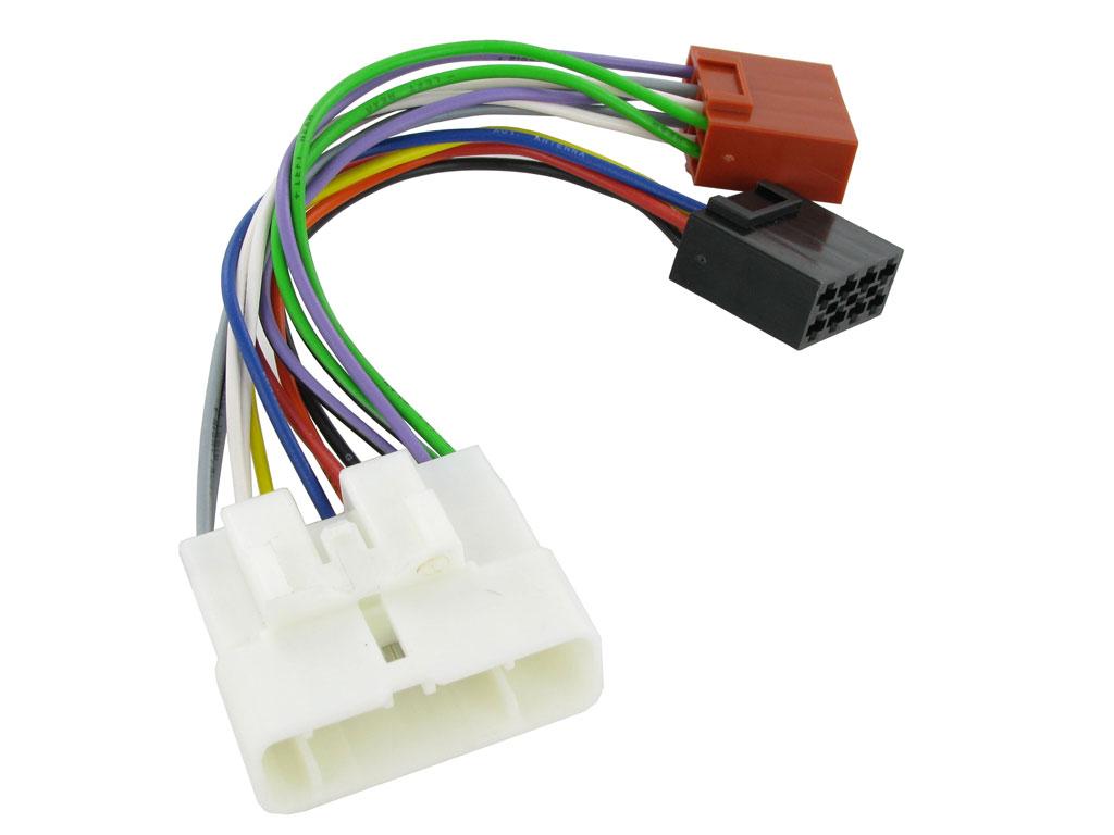 Izuzu Rodeo ISO kablage