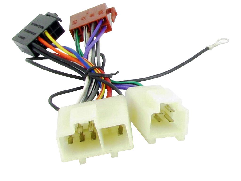 Nissan samtliga ISO kablage