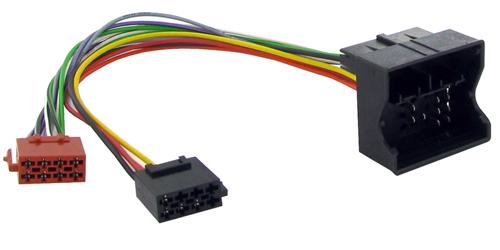 Renault 09- ISO kablage