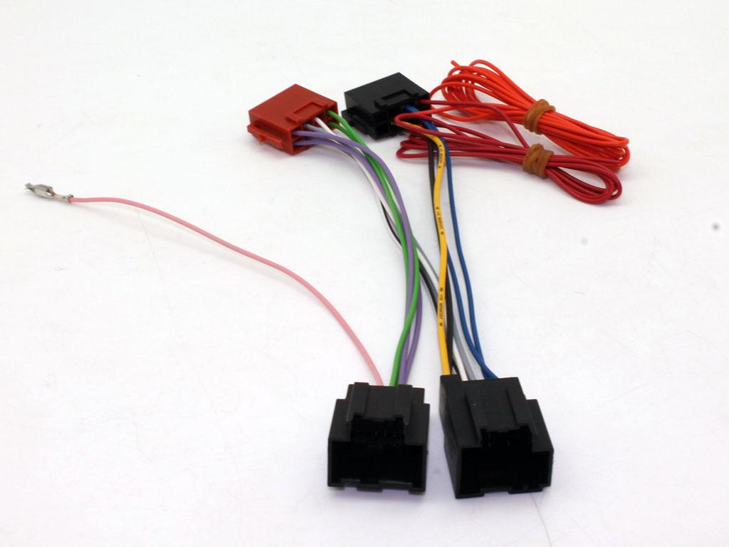 SAAB 9.3.9.5 06-  ISO kablage