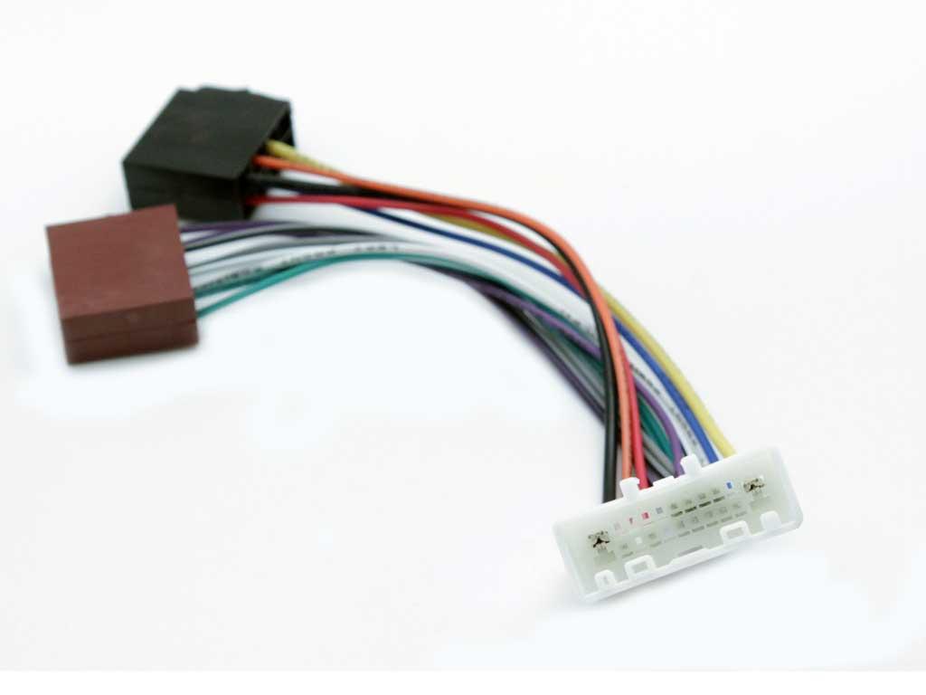 Subaru Impreza 07- ISO kablage