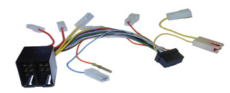 Alpine ISO-kabel