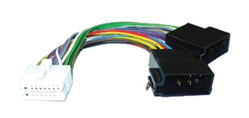 Clarion original ISO kablage