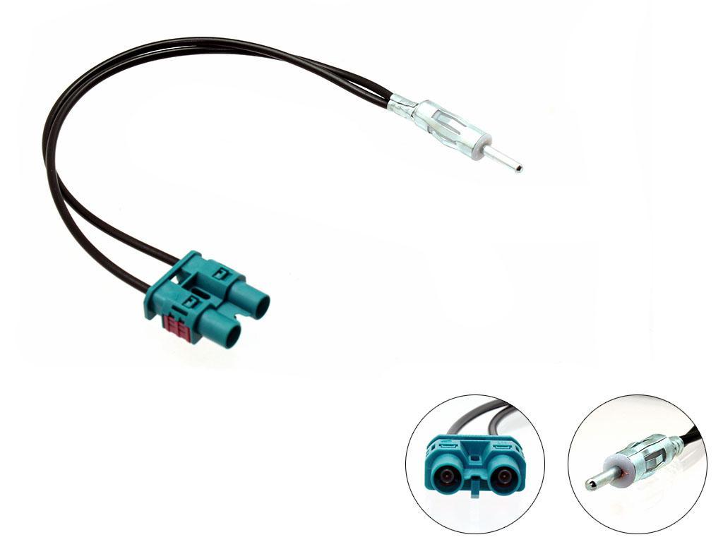 Antennadpt .Pin Volvo C30/V50