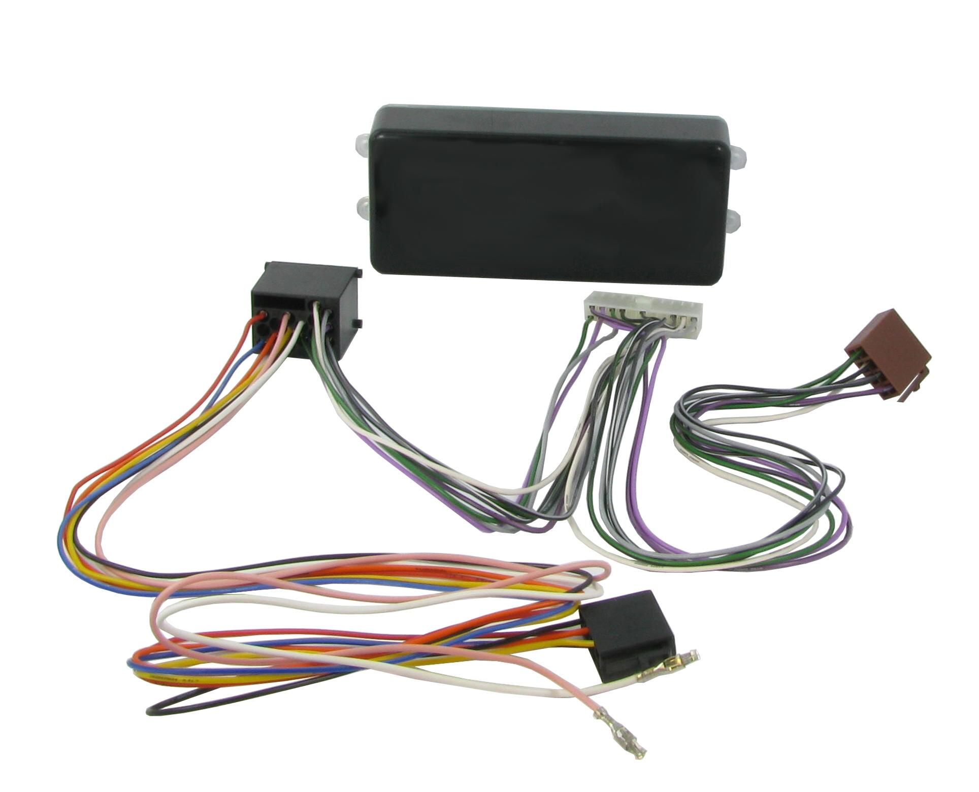 BMW aktive ISO kablage
