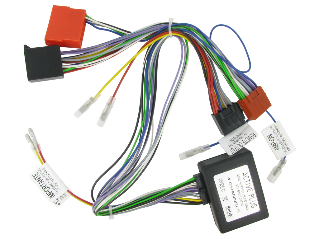 Connects2 Active harness
