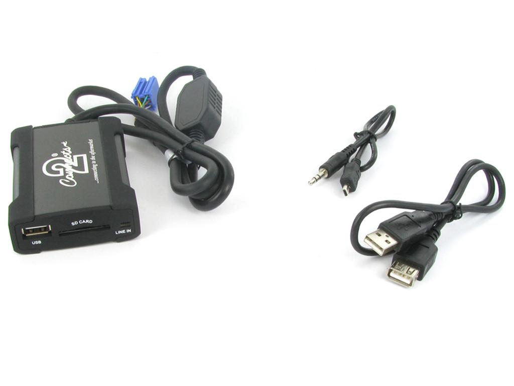 Peugeot USB interface