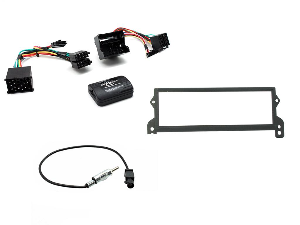 BMW Mini 01-06 Single Din