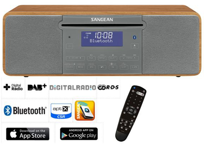 Sangean Micro center Bluetooth